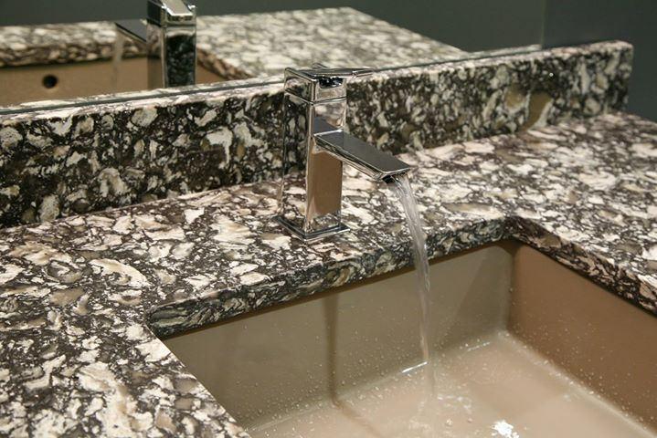 Braemar Cambria Quartz Bathroom Sink Vanity