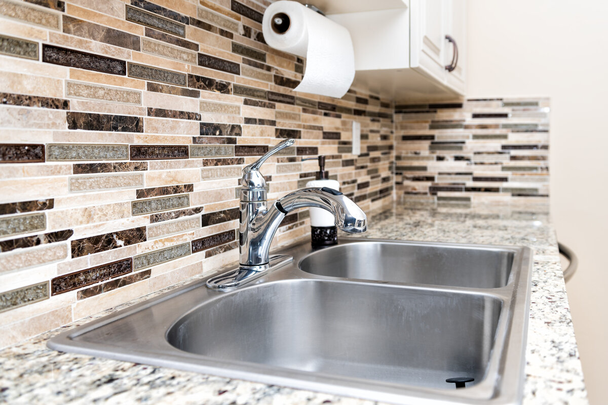 kitchen sinks types