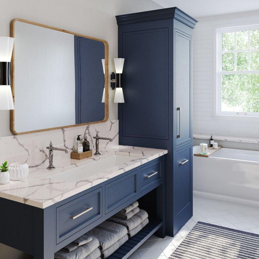 Summerbrook Cambria Quartz Home Depot Bathroom Kitchen