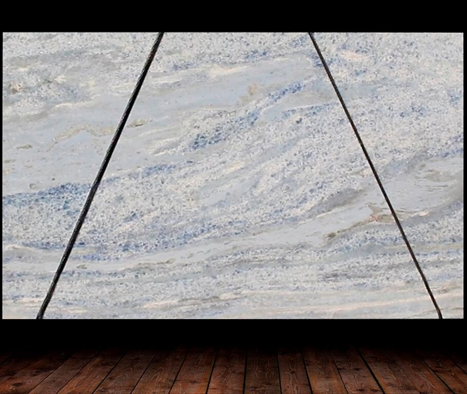 AZUL CALCITE EXTRA LEATHER FINISH MARBLE