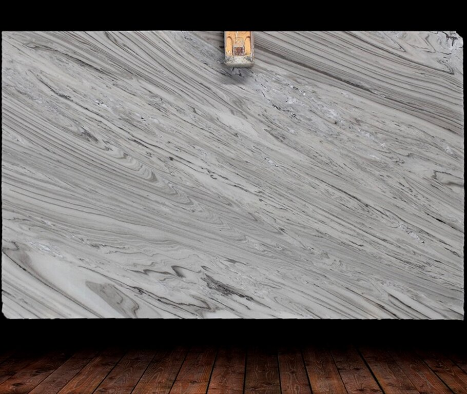 CALACATTA PALODA LEATHER FINISH MARBLE