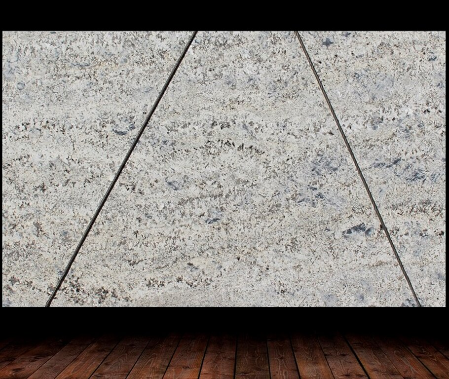 ICY BLUE LEATHER FINISH GRANITE