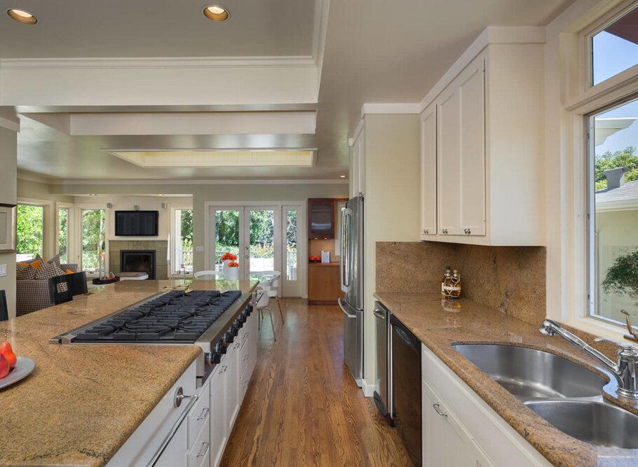 Madura Gold Granite Kitchen