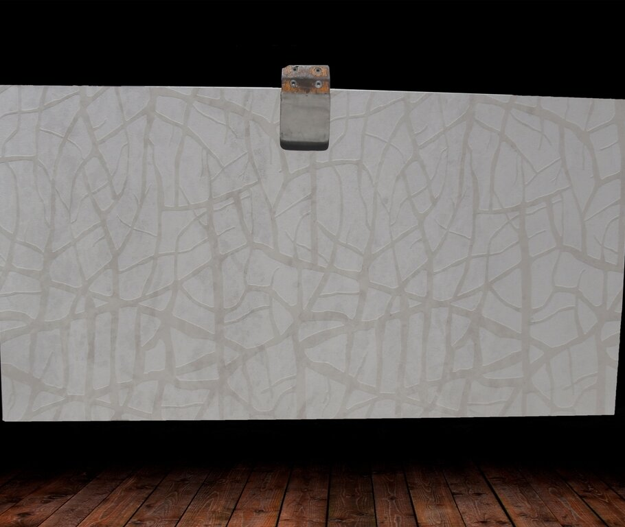 SEAGRASS DESIGN LIMESTONE PERSIANO MARBLE