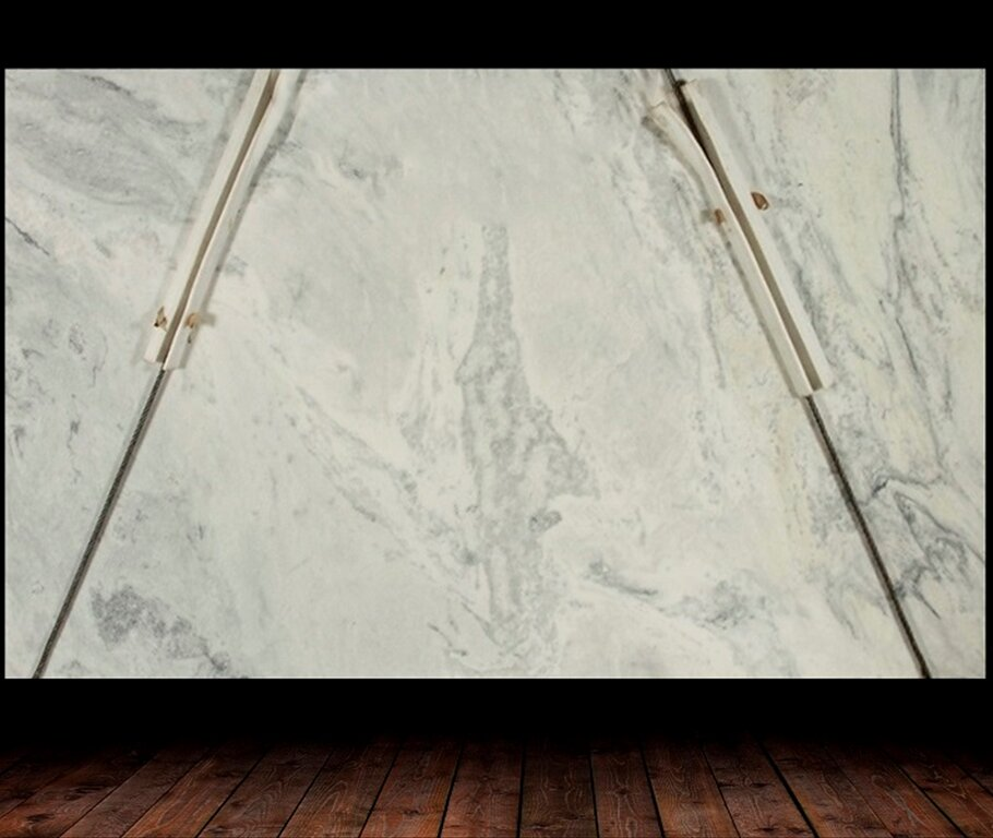 SUPERB WHITE POLISHED MARBLE