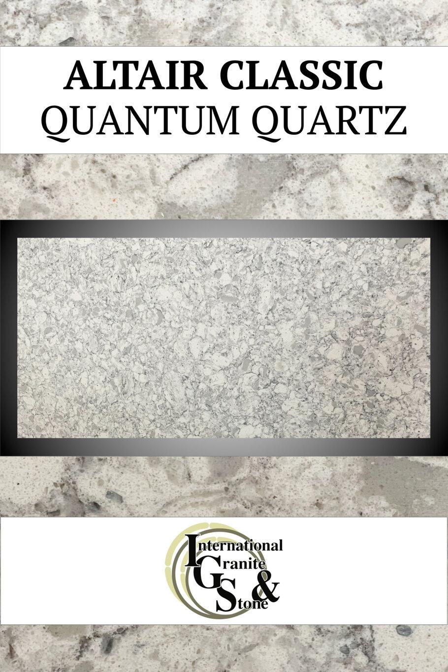 Altair Classic Quantum Quartz Countertops