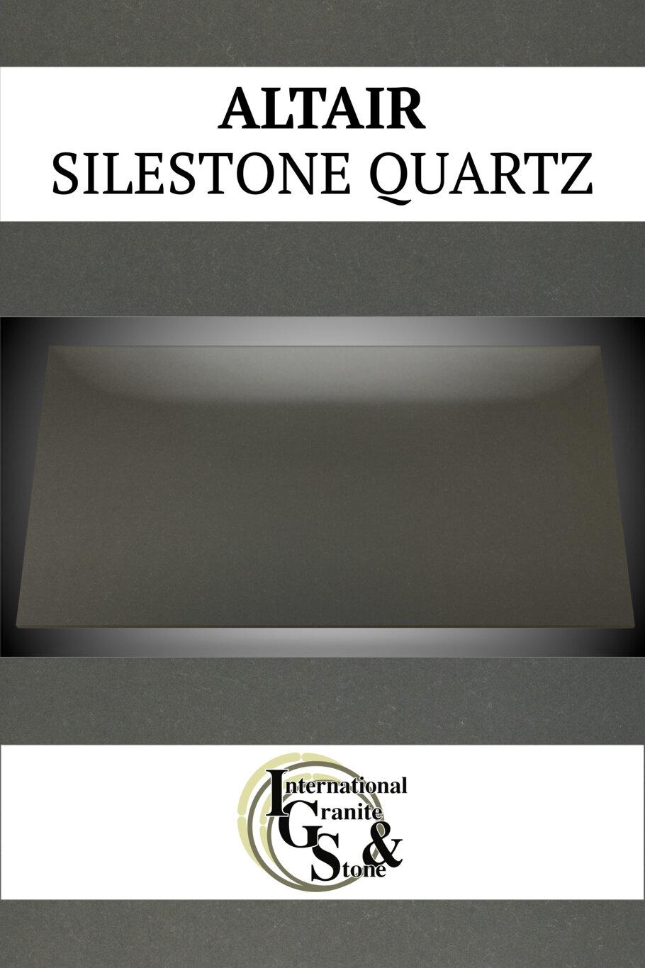 Altair Silestone Quartz Countertops