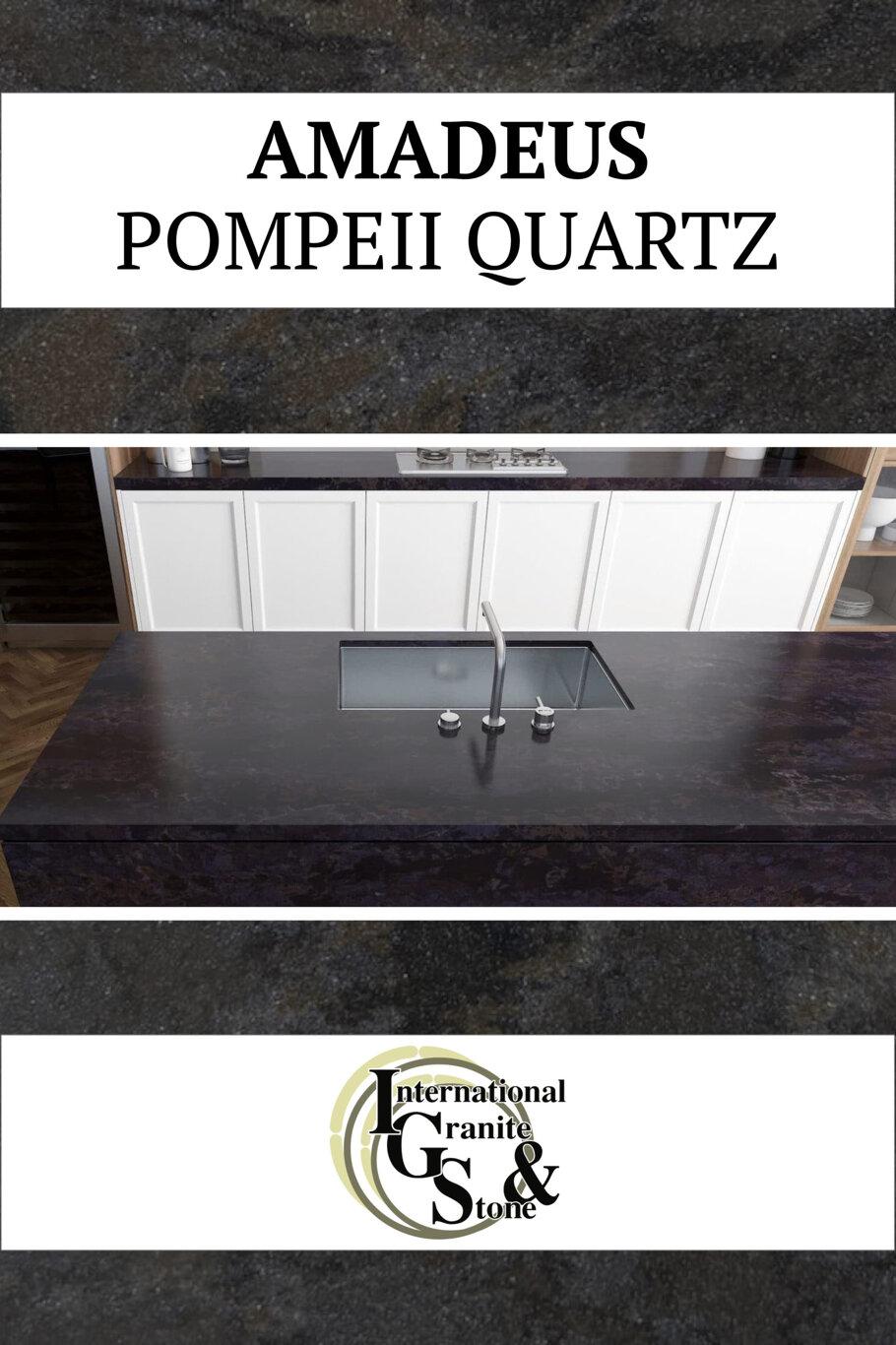 Amadeus Pompeii Quartz