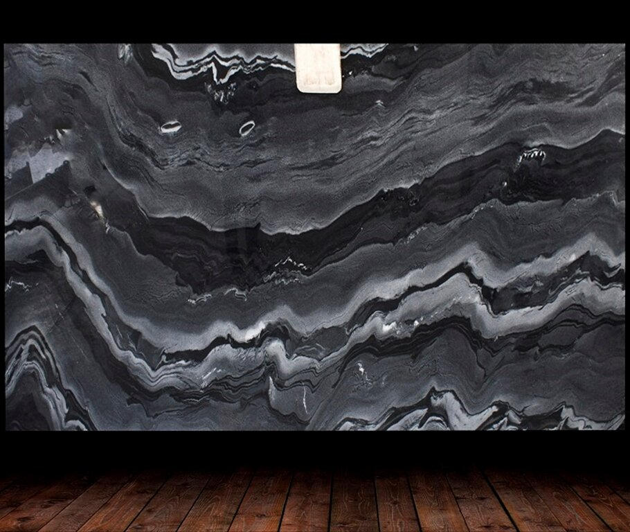BLACK LIGHTNING GRANITE