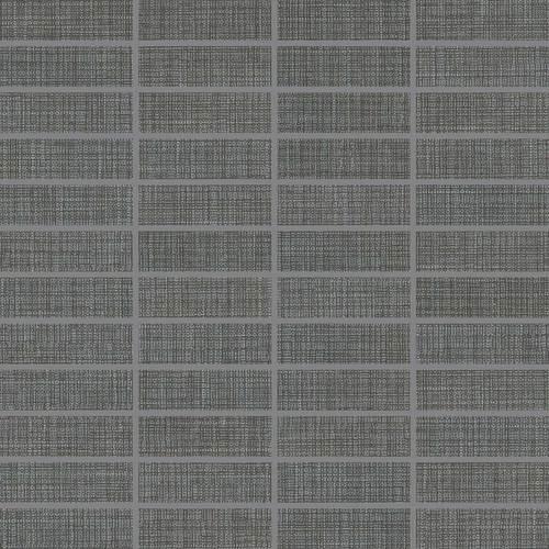 DALTILE FABRIC ART MODERN TEXTILE DARK GRAY MT54-7592