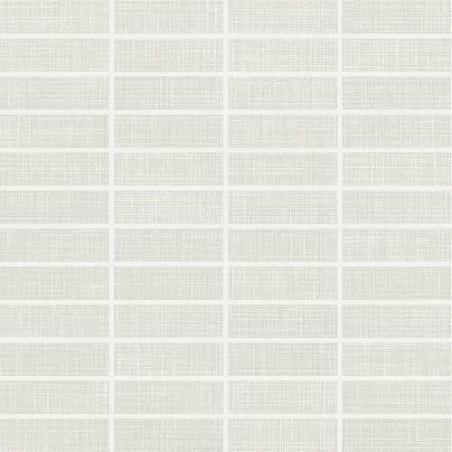 DALTILE FABRIC ART MODERN TEXTILE WHITE MT50-7588