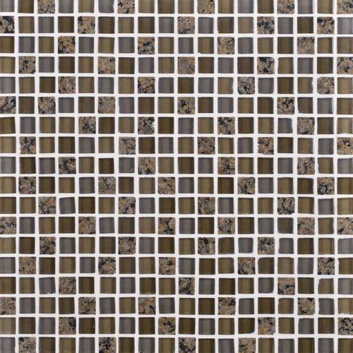 DALTILE GRANITE RADIANCE TROPICAL BROWN BLEND GR63-6351