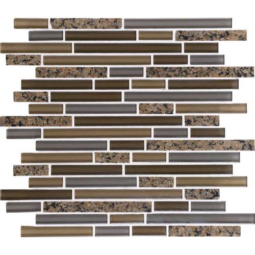DALTILE GRANITE RADIANCE TROPICAL BROWN BLEND GR63-6352