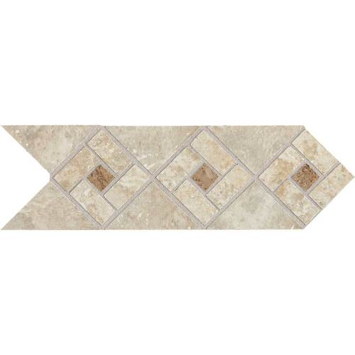 DALTILE HEATHLAND SUNRISE DECO HL07-5660