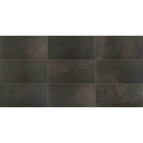 DALTILE IRONCRAFT SABLE BLACK IC15-7606