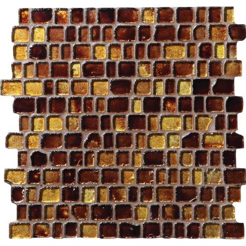 DALTILE JEWEL TIDE AMBER WAVE
