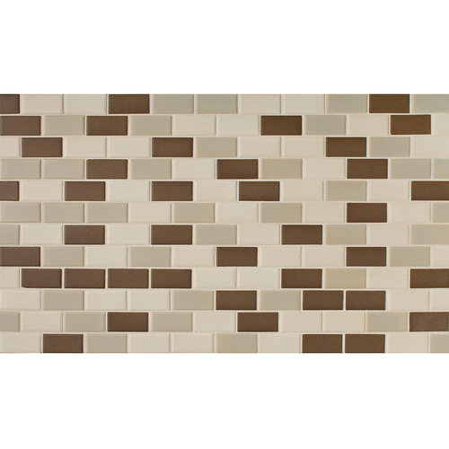 DALTILE KEYSTONES CHOCOLATE 6725
