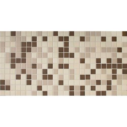 DALTILE KEYSTONES CHOCOLATE 6740