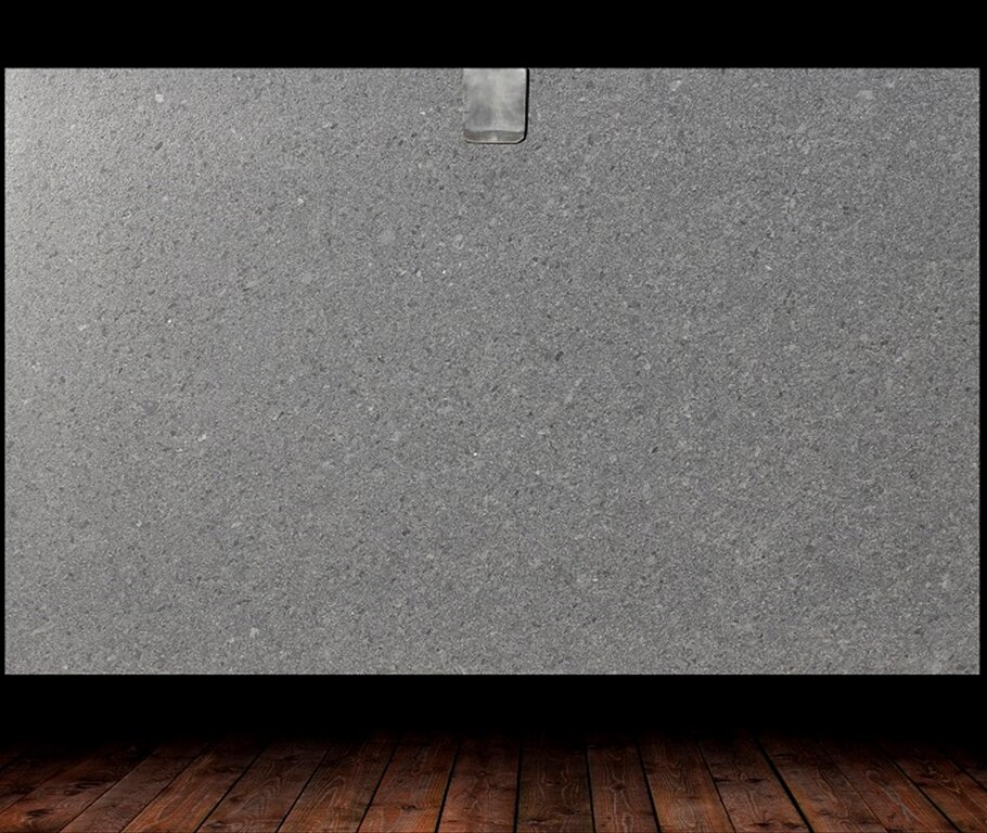 STEEL GREY LEATHER FINISH GRANITE