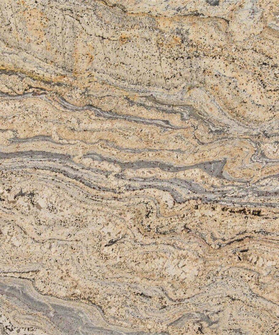 Golden Cascade Granite Full Slab