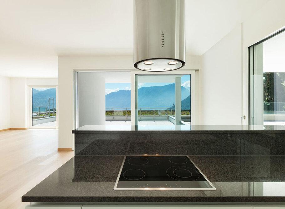 Impala Black Granite Kitchen