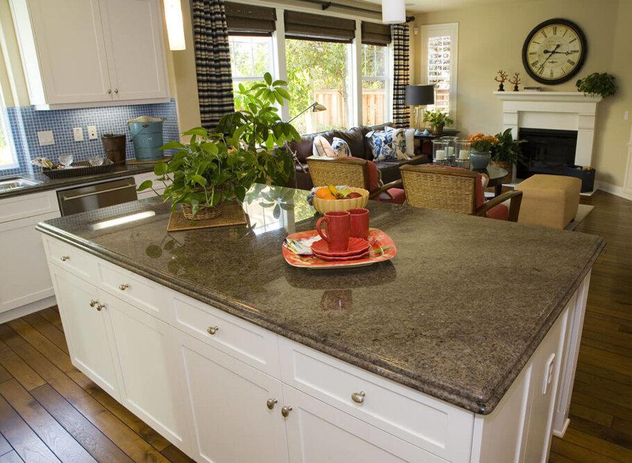 Labrador Antique Granite Kitchen