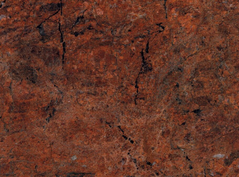 Malibu Red Granite Full Slab