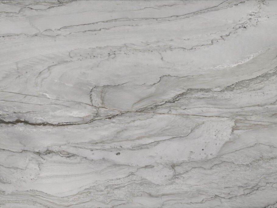 Whimiscal Sea Pearl Quartzite Full Slab